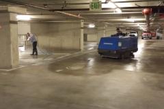 LA parking structure